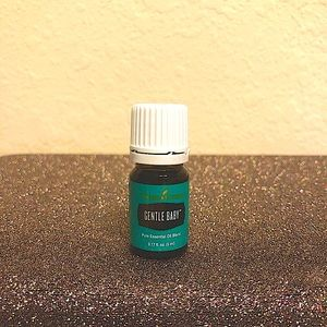 Young Living Gentle Baby oil 5ml bottle NEW